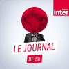 Podcast France Inter Le journal de 8H avec Marc Fauvelle