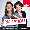 Podcast France Inter Par Jupiter avec Alex Vizorek et Charline Vanhoenacker