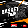 Podcast RMC Basket Time avec Pierre Dorian, Cyril Mejane, Fred Weis et Stephen Brun