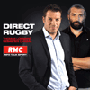 Podcast RMC Direct Rugby avec Thomas Lombard et Sébastien Chabal