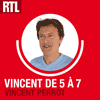 Podcast RTL Vincent Perrot de 5 à 7