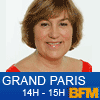 podcast bfm Grand Paris avec Caroline Brun