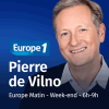 podcast europe 1 week-end avec Pierre de Vilno