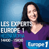 podcast Europe1, Les experts, Héléna Morna