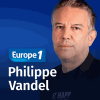podcast europe 1 Le grand journal du soir Week-end avec Philippe Vandel