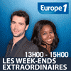 podcast europe1, Les week-ends extraordinaires, Kady Adoum Douass, Nicolas carreau