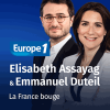 Podcast Europe 1 La France bouge avec Elisabeth Assayag et Emmanuel Duteil