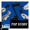 Podcast france bleu Pop story avec Marc Toesca