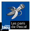 Podcast France bleu Les paris de Pascal Atenza