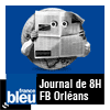 Podcast france bleu Orléans Journal de 8H