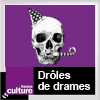podcast france culture Drôles de drames avec Blandine Masson