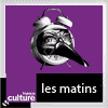 podcast France culture Les matins avec Guillaume Erner
