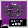 Podcast France culture Place de la toile avec Xavier Delaporte