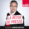 Podcast France Inter La revue de presse avec Claude Askolovitch