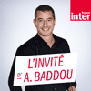 Podcast france inter L'invité d'Ali Baddou