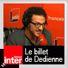 podcast france inter Le billet de Vincent Dedienne