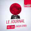 Podcast France Inter Le journal de 13h Week-end avec Frédéric Barreyre