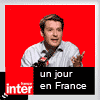 podcast France Inter Un jour en France avec Bruno Duvic
