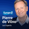 podcast Europe1, Les experts, Pierre de Vilno