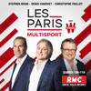 podcast RMC Les Paris 100% Multisport