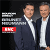 podcast RMC Eric Brunet Laurent Neumann