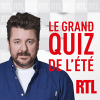 podcast RTL Le Grand Quiz de l'été, Bruno Guillon, Bérénice Bourgueil