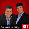 podcast RTL, On joue le match, Christophe Pacaud, Lionel Rosso