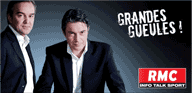 Les Grandes Gueules GG RMC podcast