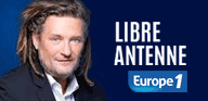 Libre antenne Europe 1 rediffusion