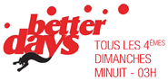 Rediffusions Better Days NRJ en replay