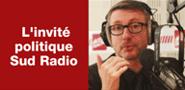 rediffusion rediffusion Sud Radio L'invité politique