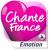 Chante France émotion